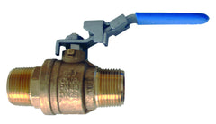 "#633 1""X1"" BALL VALVE STYLE BARREL FAUCET FOR ETHANOL PRO EA"