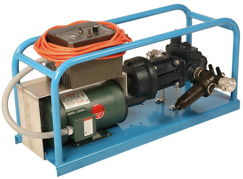 20 GPM, 2:1 Transfer Pump Skid Mount, w/ PowerMaster EA