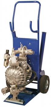 "1½"" Pump Cart w/ 2:1 Ratio DD Pump, Up to 50 GPM EA"