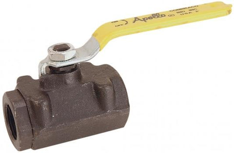 "Medium Pressure Isolation Ball Valve (1/2"" NPTF)"