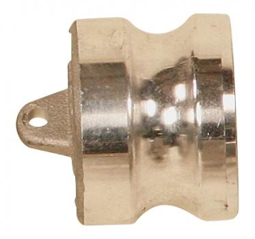 "1½"" Dust Plug (Cam and Groove)  EA"