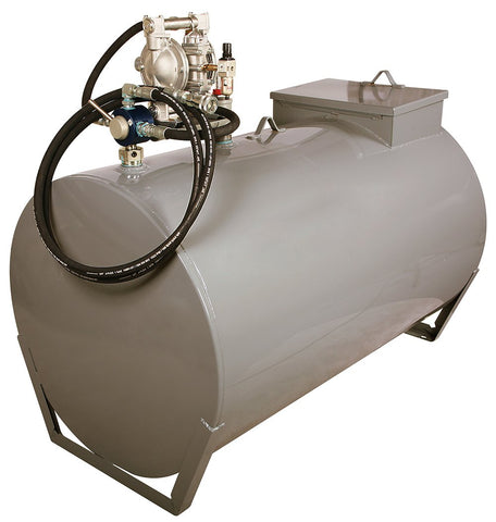 300 Gallon Used Oil Tank and D.D. Pump Kit