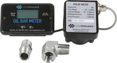 Electronic Meter Kit for use with 23102G Oil Bars EA