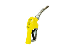 "HUSKY XS (10S) 3/4"" INLET YELLOW UNLEADED E85 NOZZLE FOR SERVICE STATION (659504-05)"