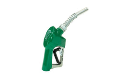 "HUSKY XS (10S) 3/4"" INLET GREEN LEADED DIESEL NOZZLE FOR SERVICE STATION (159503-03)"