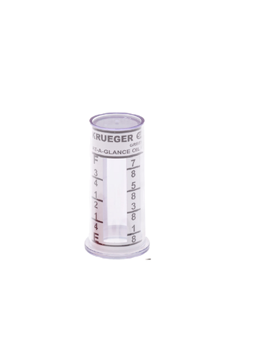 KRUEGER DG-CAL REPLACEMENT VIAL WITH GLASS INNER VIAL FOR GAS & DIESEL