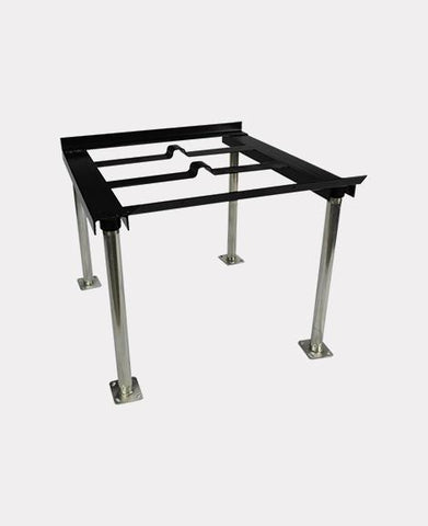 "STAND KIT, 24"" LEGS WITH FOOT FLANGE EA"