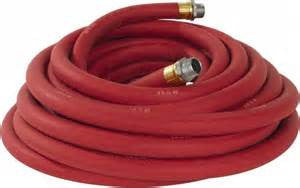 "RED AGGIE GAS HOSE 1"" X 12' 595-002-254-836-01 EA"