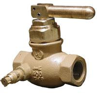 QUICK ACTING VALVE 3/4 INCH FEMALE