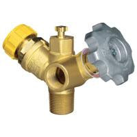 MULTIVALVE 3/4 MALE WITH DIP TUBE