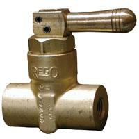 QUICK ACTING VALVE 1/2 F IN X 1/2 F OUT