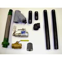"TANK TO PUMP PIPING KIT FOR 1-1/4"" PUMP-INC INT VALVE,"