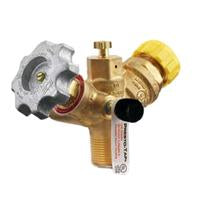 "MULTIVALVE 3/4"" MALE WITH PRESTO TAP FIT"