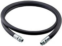 "1/2"" LPG HOSE ASSEMBLY,6 FT. OVERALL LENGTH,1/2"" M.NPT ENDS"