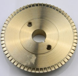 Brass impeller C/F10