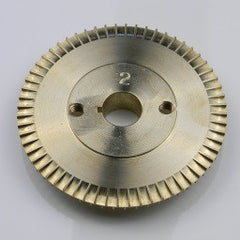 Brass impeller C/F12