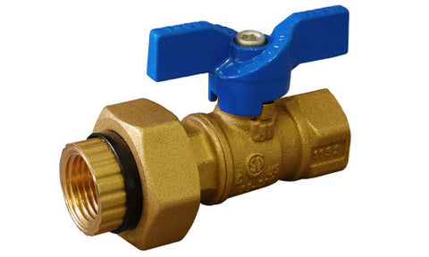 "1/2"" DIELECTRIC BALL VALVE"
