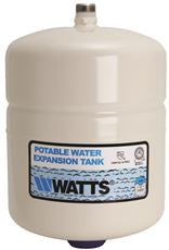 W® POTABLE WATER EXPANSION TANK,MODEL #PLT-5,SS NPL,2.1GA