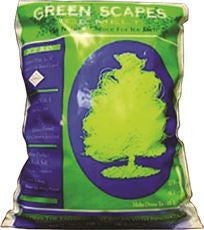 GREEN SCAPES ICE MELT, 50 LB. BAG