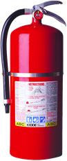 FIRE EXTINGUISHER PROPLUS 20MP 20# ABC W/ WALL BRACKET