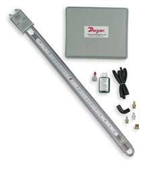 Slack Tube Flex Manometer Kit with Case and Adaptors