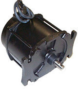 "12V DC 1/2 HP Hannay Motor Flange Mount 5/8"" shaft"