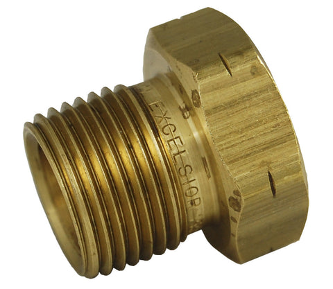POL adaptor 1 1/8 hex nut only