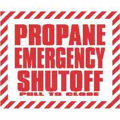 EMERGENCY SHUTOFF - PULL