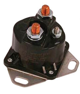 12 Volt Solenoid (Diode Suppressed)