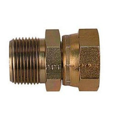 "1/2"" MPT X 1/2 FPT"" swivel adaptor"