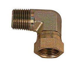 "1/2"" MPT X 1/2"" FPT swivel 90 elbow"
