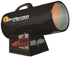 MR HTR FORCED AIR LP HTR QUIET BURN TECH BLOWER,75K-125KBTU