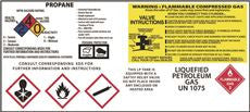 MLT-WARNING DECAL W/ VLV DIAGRAM,6 INX 2-3/4 IN