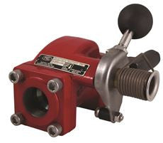 1-1/4 INFNPT (ESV) EMERGENCY SHUTOFF VLV,PNEUMATIC LATCH*