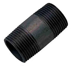 "NIPPLE-1/4"" X 2-1/2"" SCH 40 BLACK IRON"