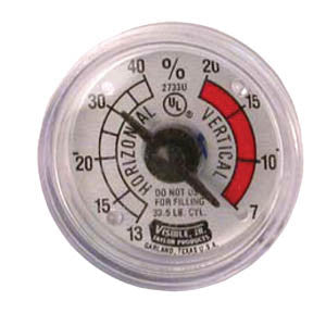 Round Junior  JR  CV Dial for JU160B, No Tabs (130013)