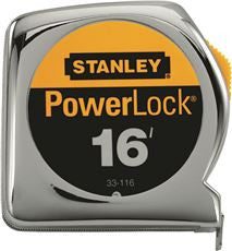 POWERLOCK® TAPE RULE 3/4 INX16 FT.