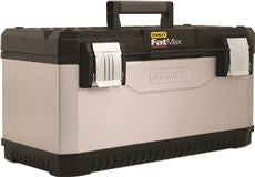 FATMAX® METAL PL TOOL BOX, 26 IN