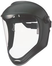 BIONIC® FACE SHIELD W/ SUSPENSION, CLEAR LENS