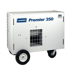 Premier 350M Tent Heater LP includes hose, regulator, tsat