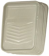 PLASTIC TRAY LINER, 11 IN. X 15.25 IN., 10 PER PACK