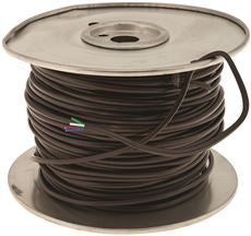 THERMOSTAT WIRE,18 GAUGE,2 WIRE,PVC JACKET,500 FT/ROLL