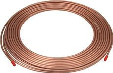 CPR REFRIGERATION TUBING, 3/8 IN ODX100 FT.