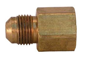 Female connector 1/2 x 1/4