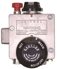 ULTRA-LOW NOX NG WATER HTR TSTAT,40 TO 50 GA,2-INCH INSUL