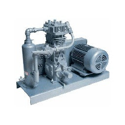 Complete Gas Compressor unit with four way valve, no motor