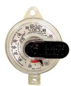 Junior JR Rochester Dial for A ASME Tanks with remote sender
