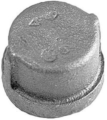 "3/8"" forged steel pipe cap 3000#"