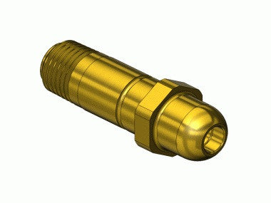 Inlet Nipple  NP-210  Hopane adaptor LH thread