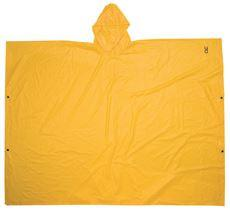 CLC® LIGHTWEIGHT PVC PONCHO, YELLOW, 10MM